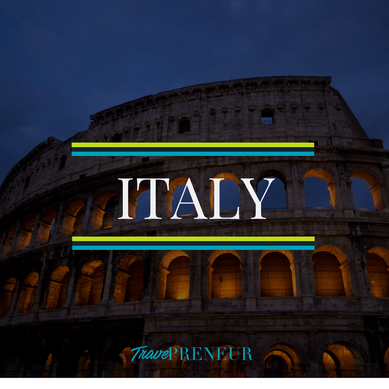 Italy - Travepreneur