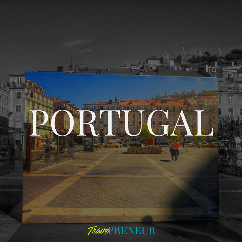 Portugal - Travepreneur
