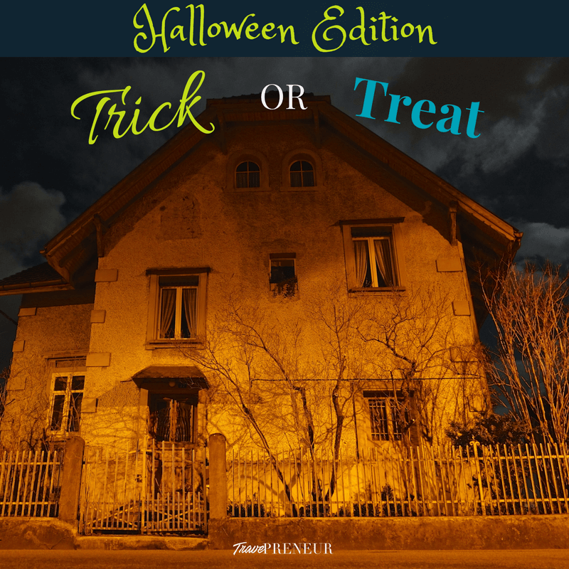 Key West & Voodoo Dolls: My Own Halloween Trick or Treat Story